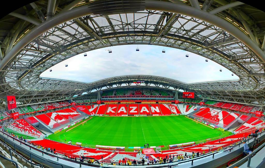 Apartment near Stadium Kazan Arena, Kazan - Harga Terbaru 2021