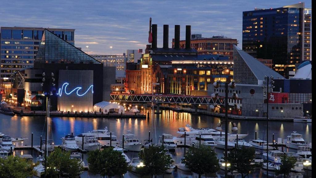 Four Seasons Baltimore Baltimore Updated 2021 Prices