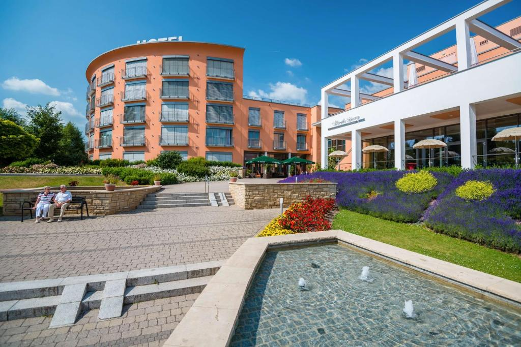 Best Western Plus Hotel am Vitalpark Heilbad Heiligenstadt, Germany