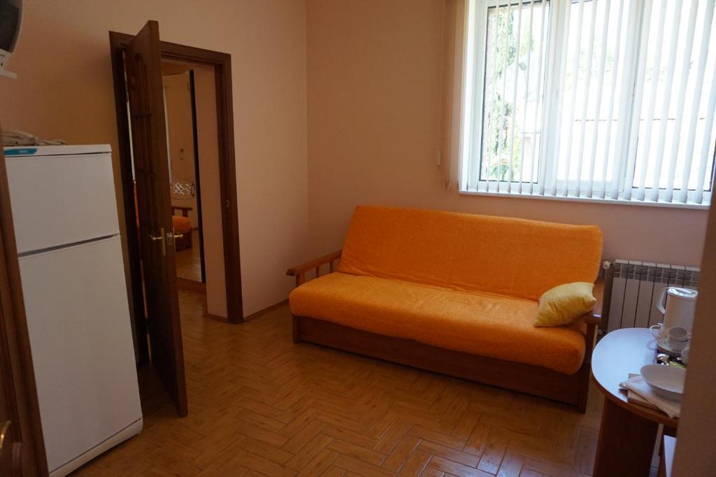 A seating area at Александрия