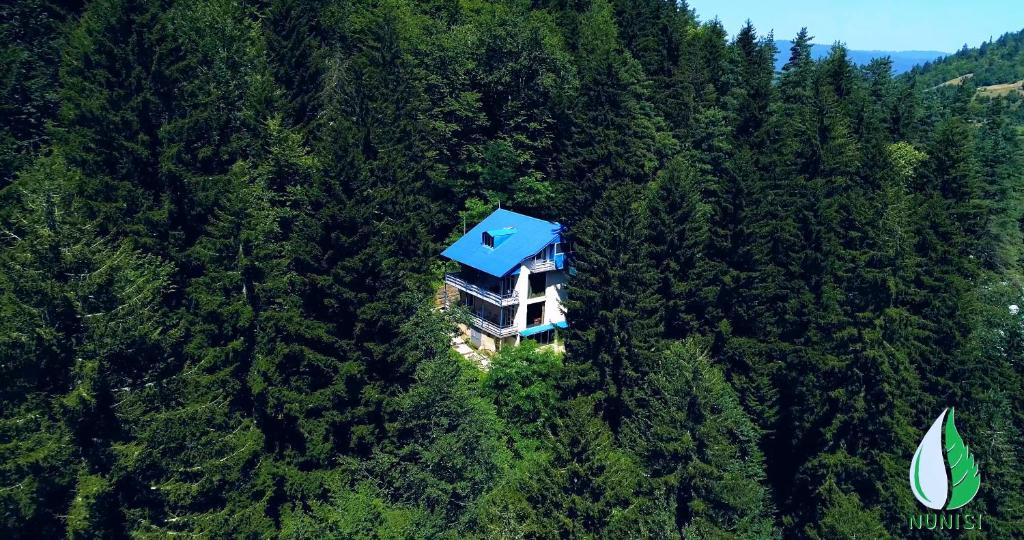 A bird's-eye view of Nunisi Forest Hotel & SPA