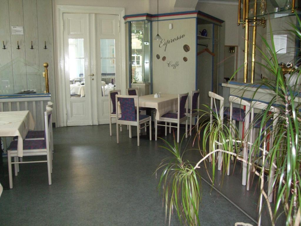 Ресторан / где поесть в Hotel am Steintor
