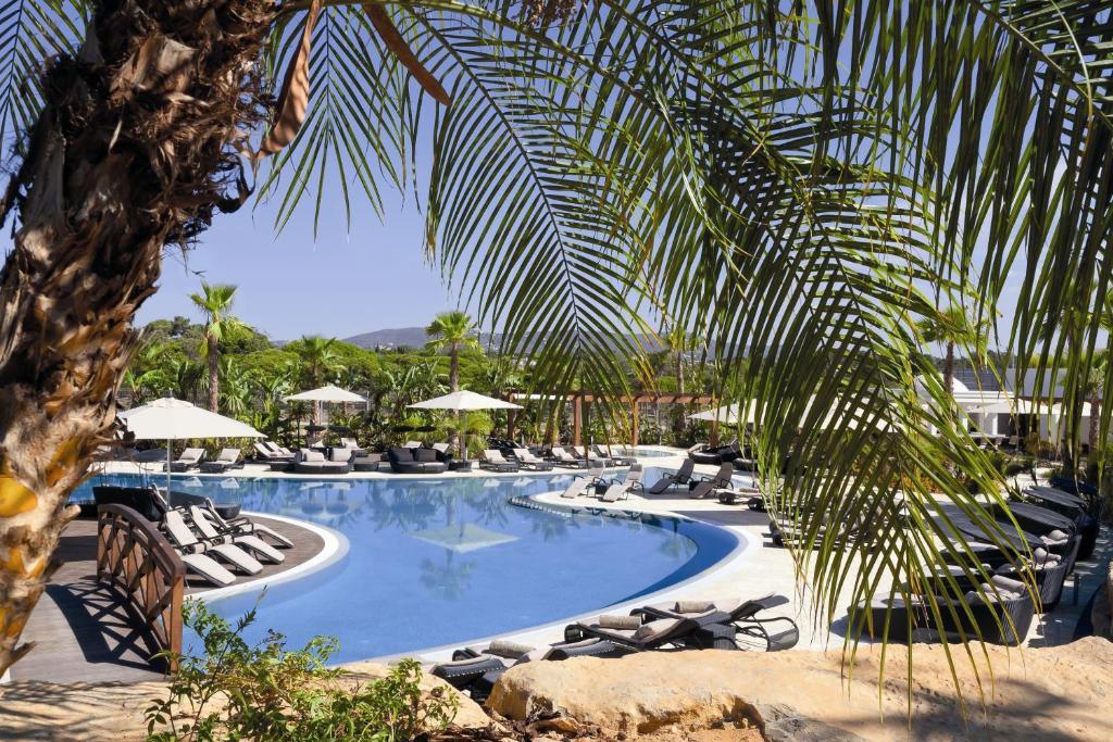 The swimming pool at or near Conrad Algarve