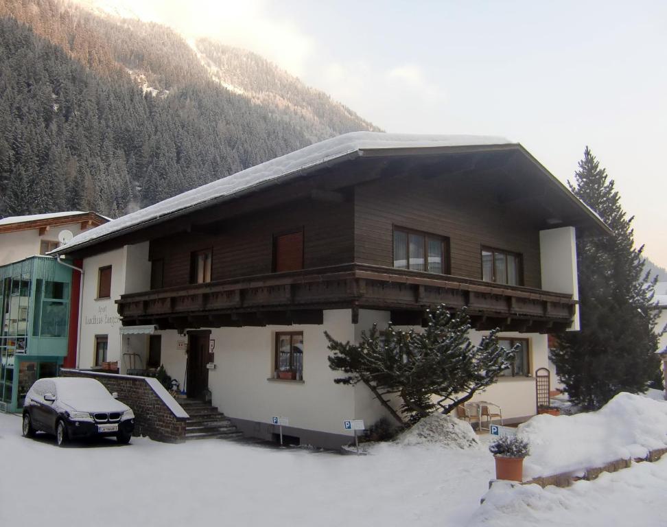 Apart Landhaus Zangerl im Winter