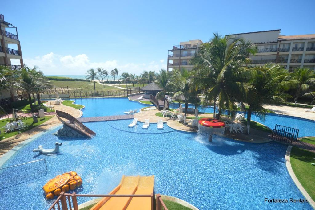 Beach Living Apartment Brasil Aquiraz Booking Com