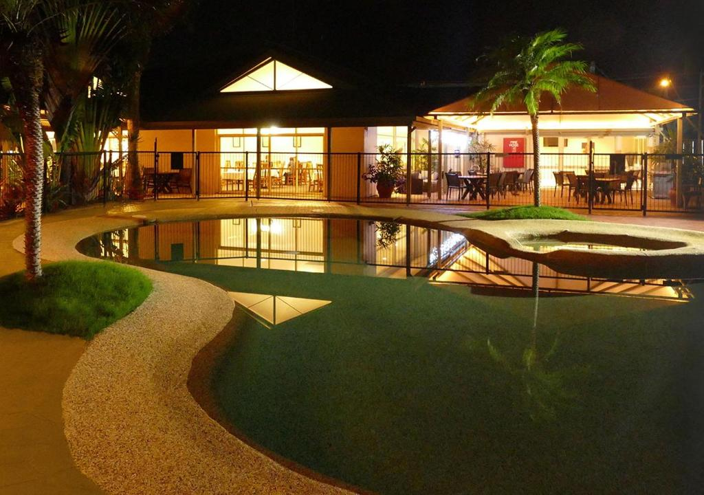 The swimming pool at or near Ballina Byron Islander Resort and Conference Centre