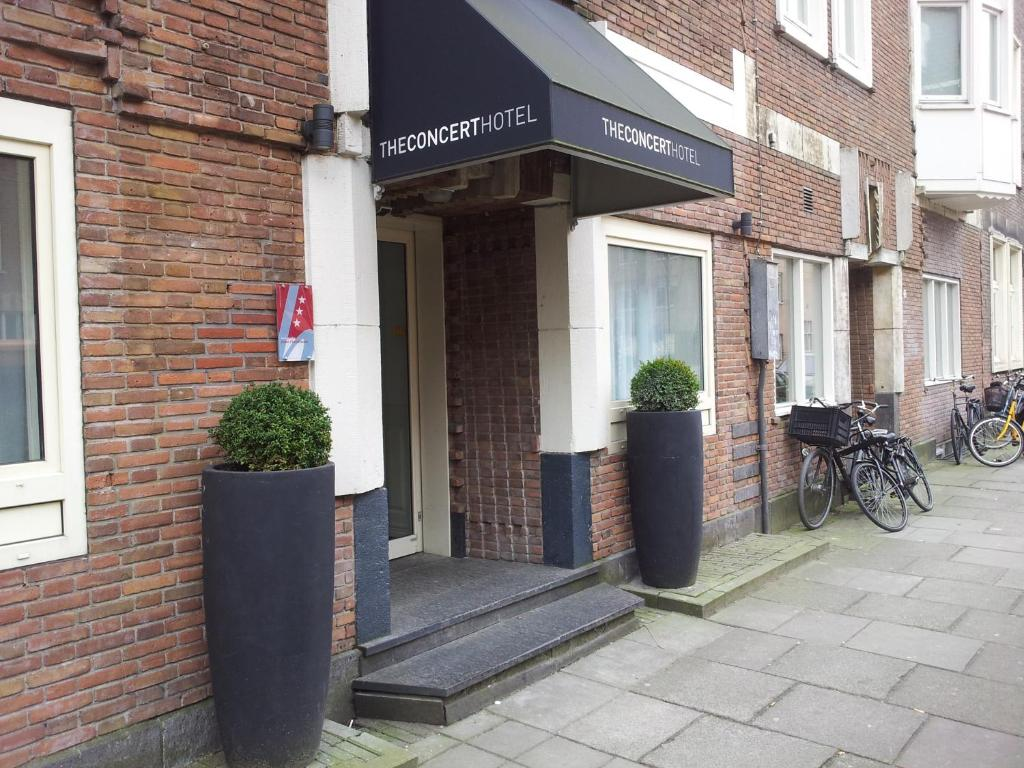 The Concert Hotel Amsterdam, Netherlands