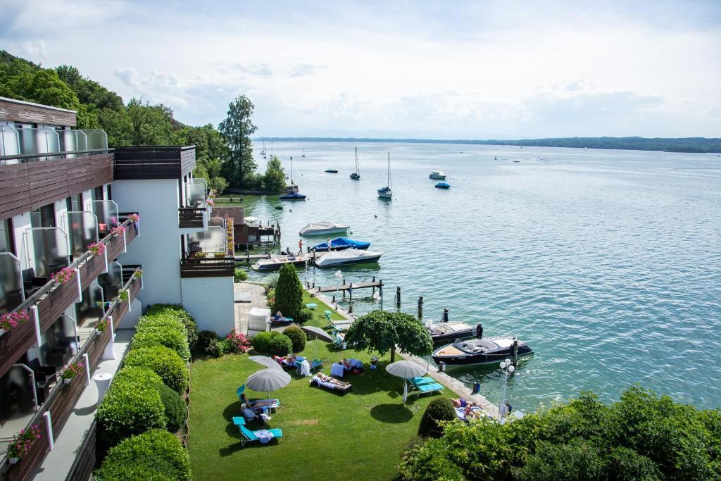 Seehotel Leoni Berg am Starnberger See, Germany