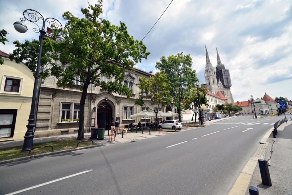 Kaptol Cathedral Center Apartment