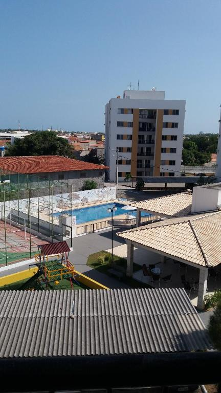 A view of the pool at Condominio Port. da cidade Aracaju or nearby