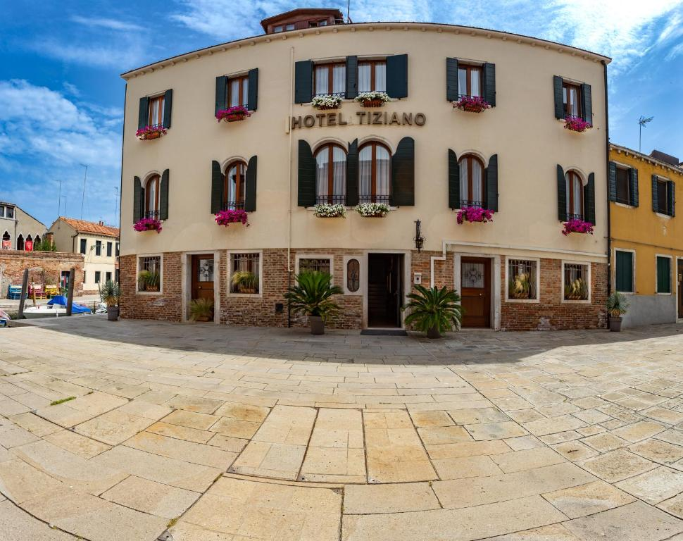 Hotel Tiziano Venice, Italy