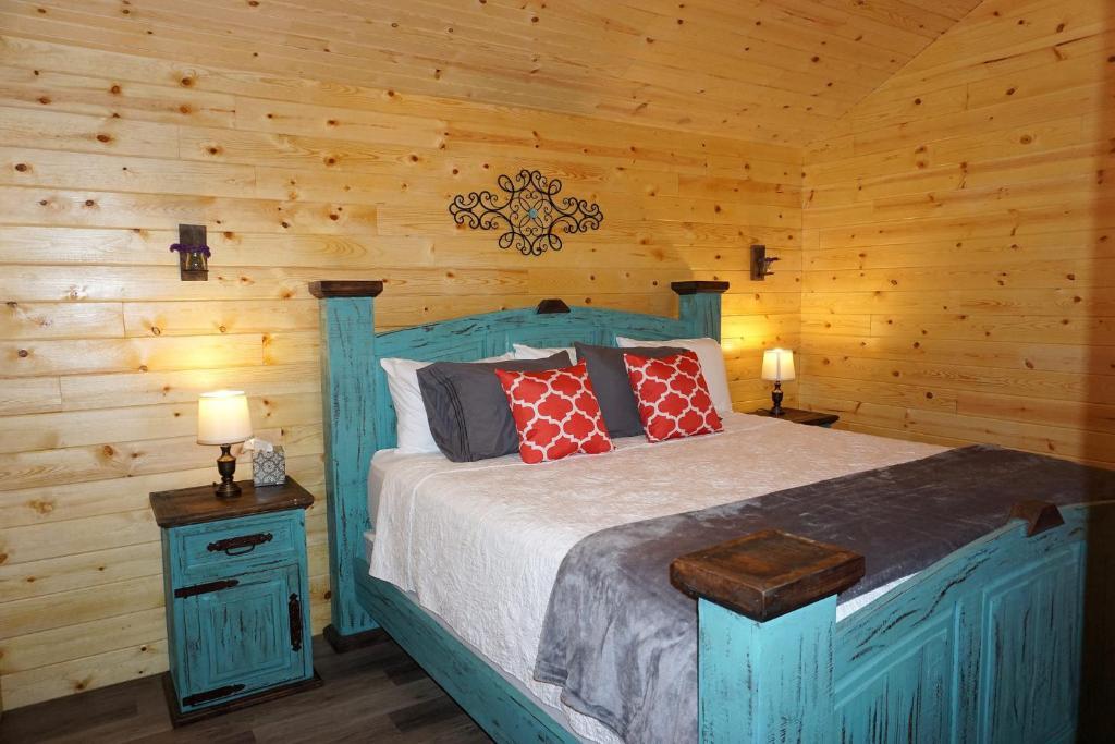 Cabins Del Rio Blanco - Goliad Cabin