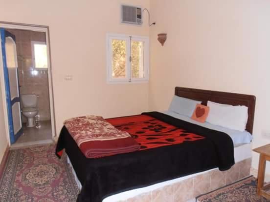 Cama o camas de una habitación en Desert Safari Home