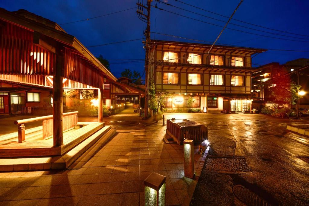 温泉 旅館 草津