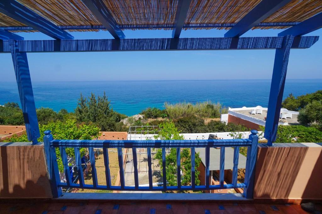 A balcony or terrace at Ocea Retreat