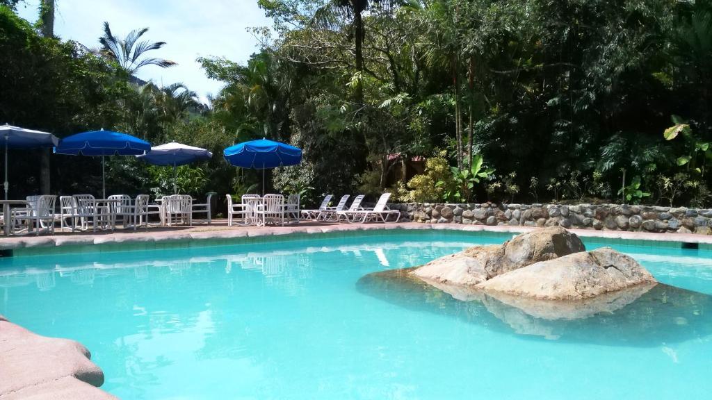 Piscina en o cerca de Hotel Rio Perlas Spa & Resort