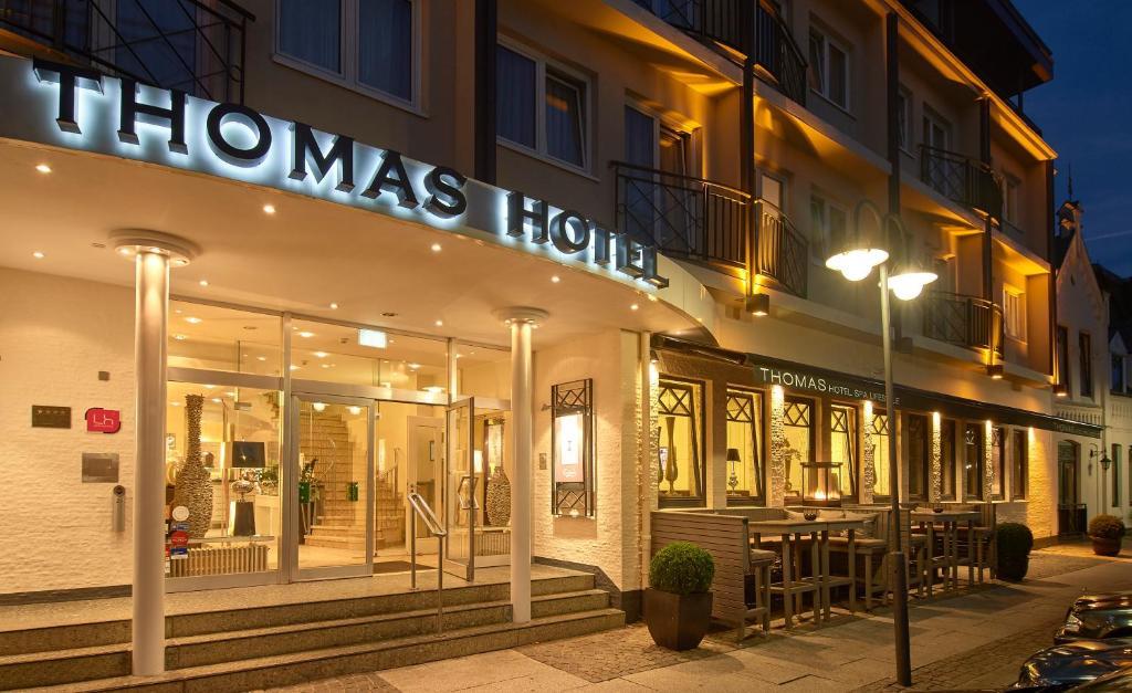 Thomas Hotel Spa & Lifestyle Husum, Germany