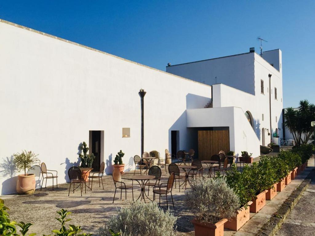Hotel Masseria Fabrizio (Italia Otranto) - Booking.com
