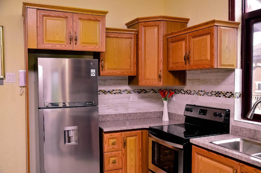 The Bellagio 2br Apartment Kingston, Kitchen Cabinets Kingston Jamaica