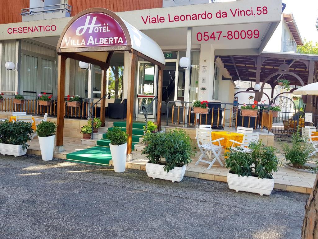 Hotel Villa Alberta Cesenatico, Italy