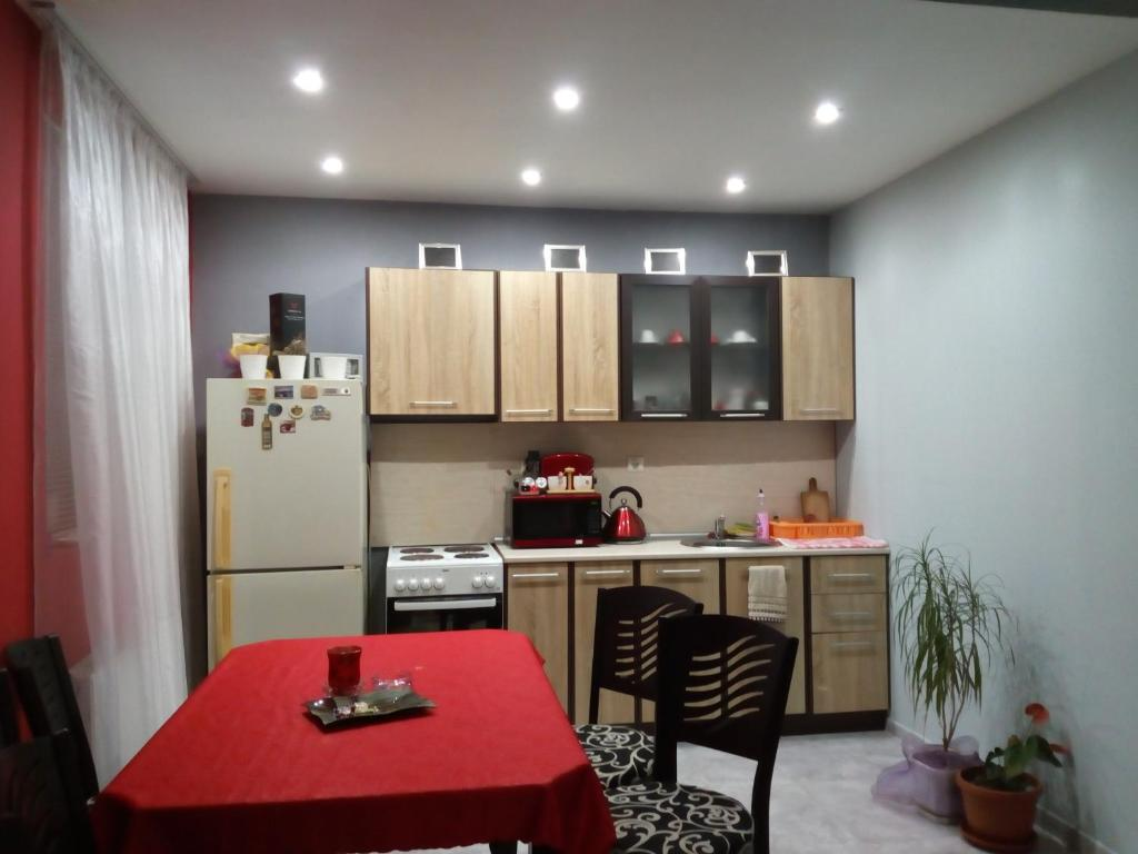 A kitchen or kitchenette at Apartment Diana
