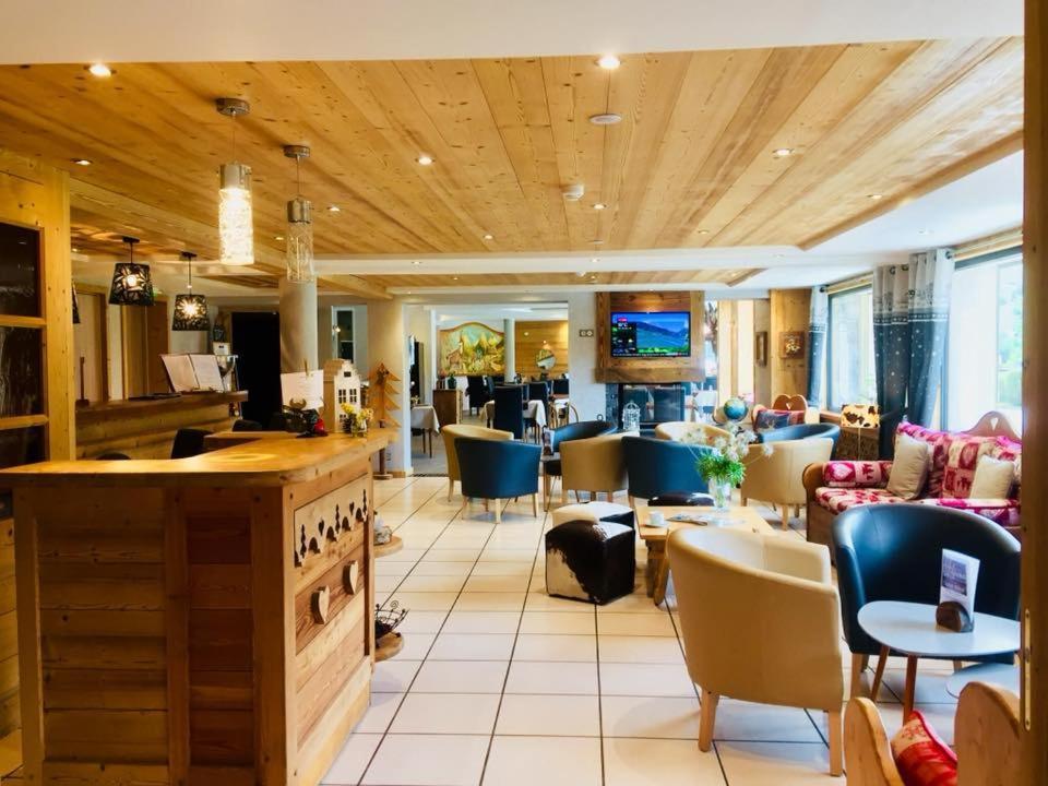 Chalet Hotel Alpina Morzine, France
