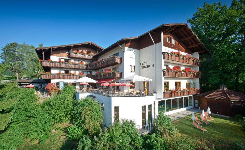 Hotel Bergruh Fussen, Germany
