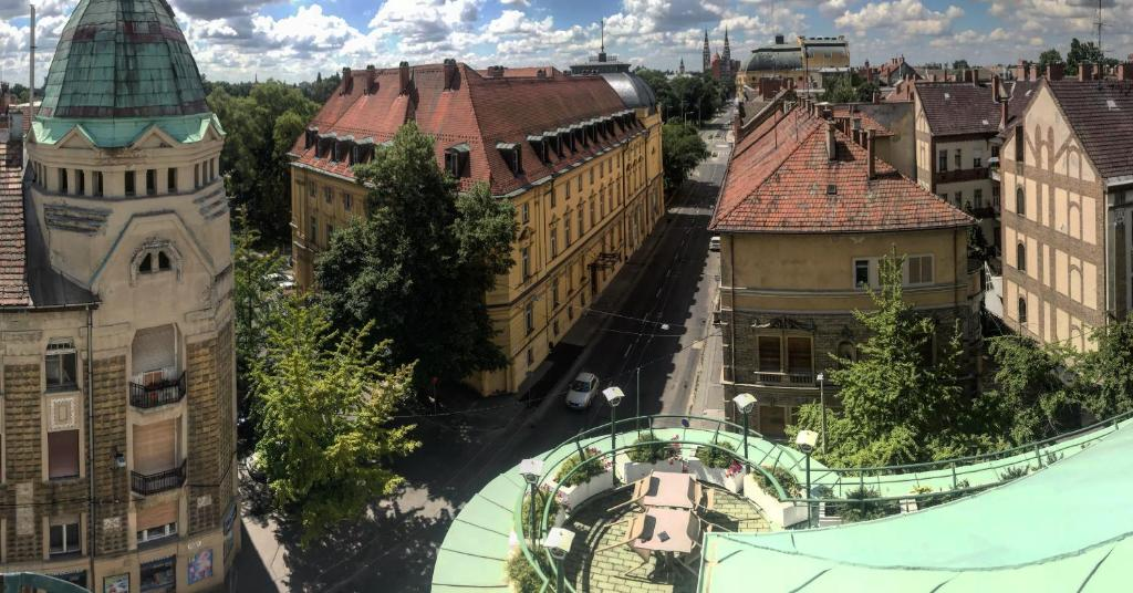 City Hotel Szeged Szeged, Hungary
