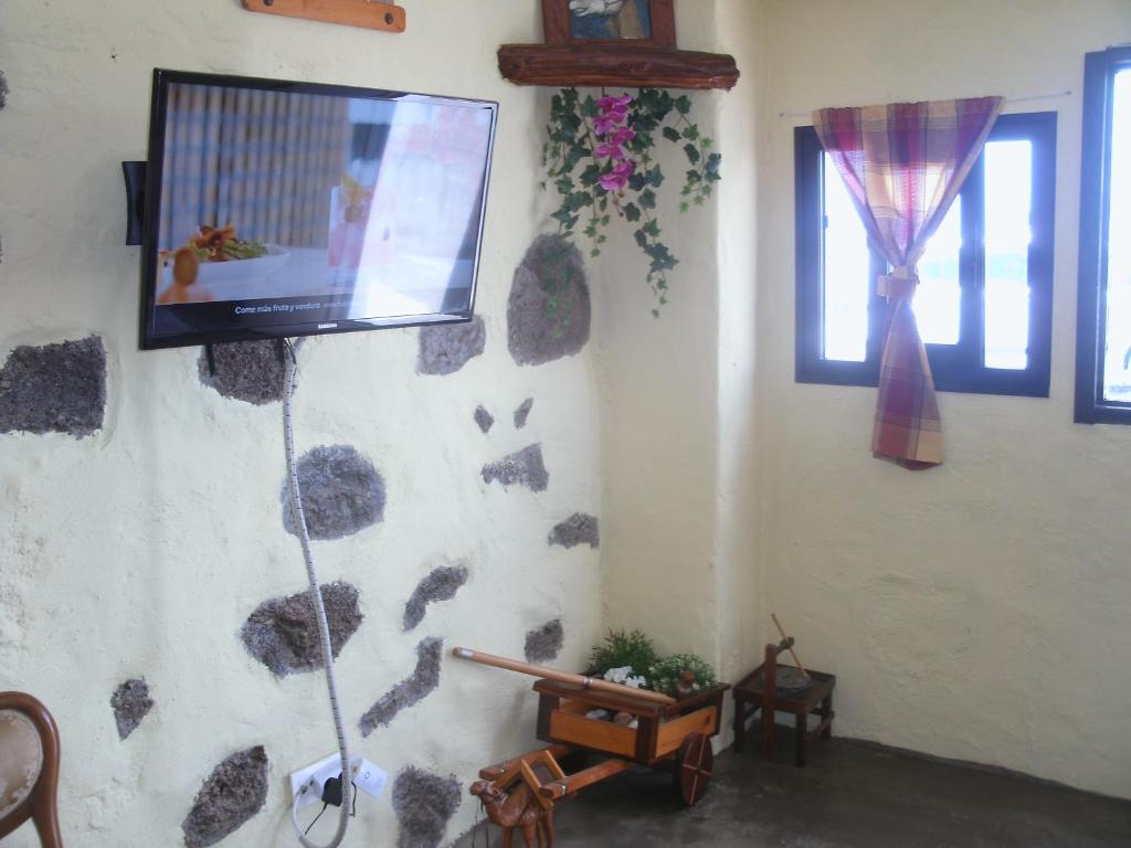 TV/Unterhaltungsangebot in der Unterkunft Satorno home