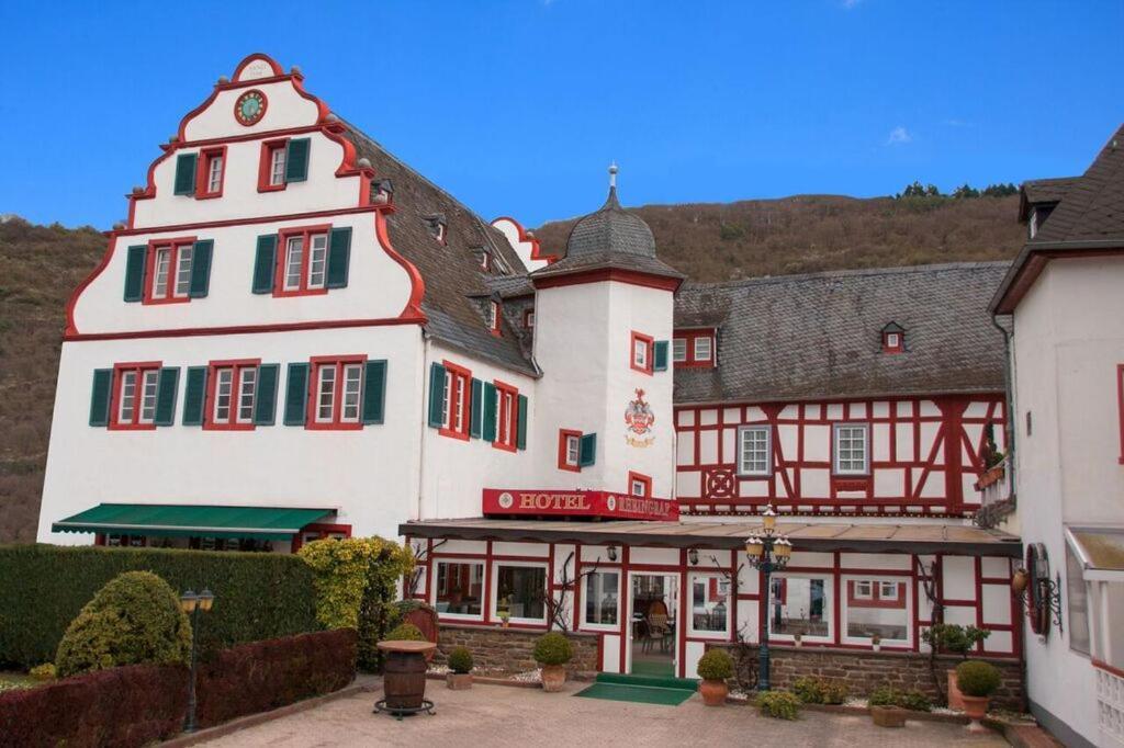 Hotel Rheingraf Kamp-Bornhofen, Germany