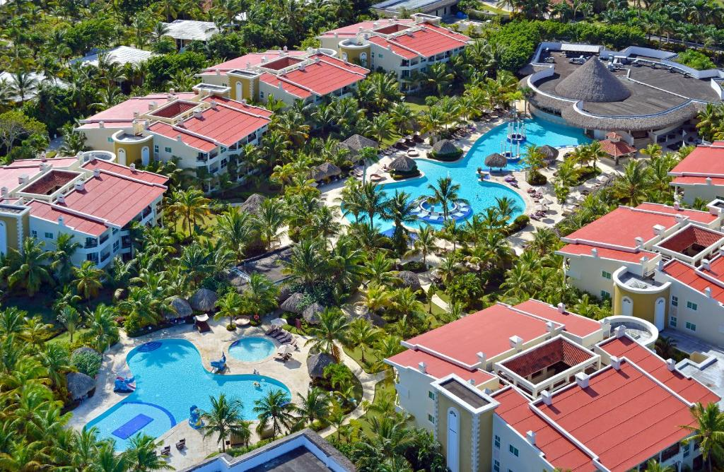 A bird's-eye view of The Reserve at Paradisus Punta Cana - All Inclusive