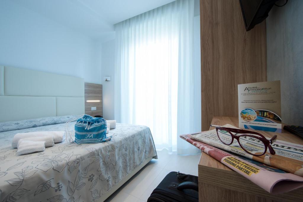 Hotel Ambasciatori Cattolica, Italy