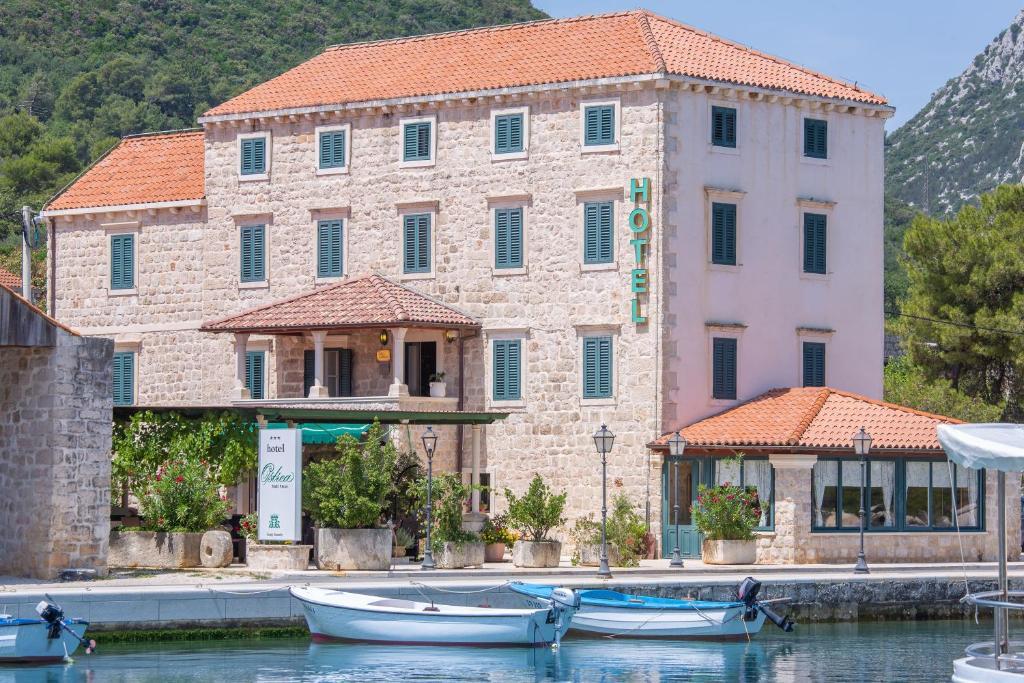 Hotel Ostrea Ston, Croatia