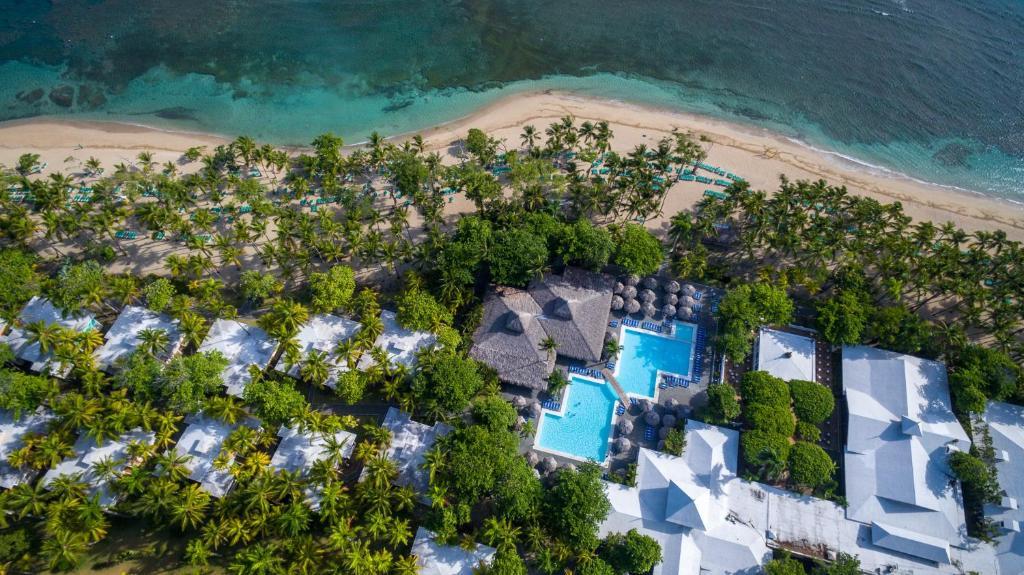 Playabachata Resort с высоты птичьего полета