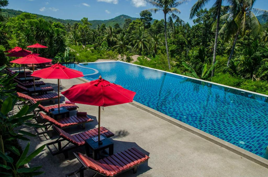 Kirikayan Luxury Pool Villas Thailand Mae Nam Booking Com