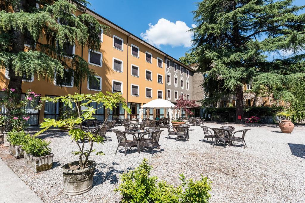 Hotel Terme San Pancrazio Trescore Balneario, Italy