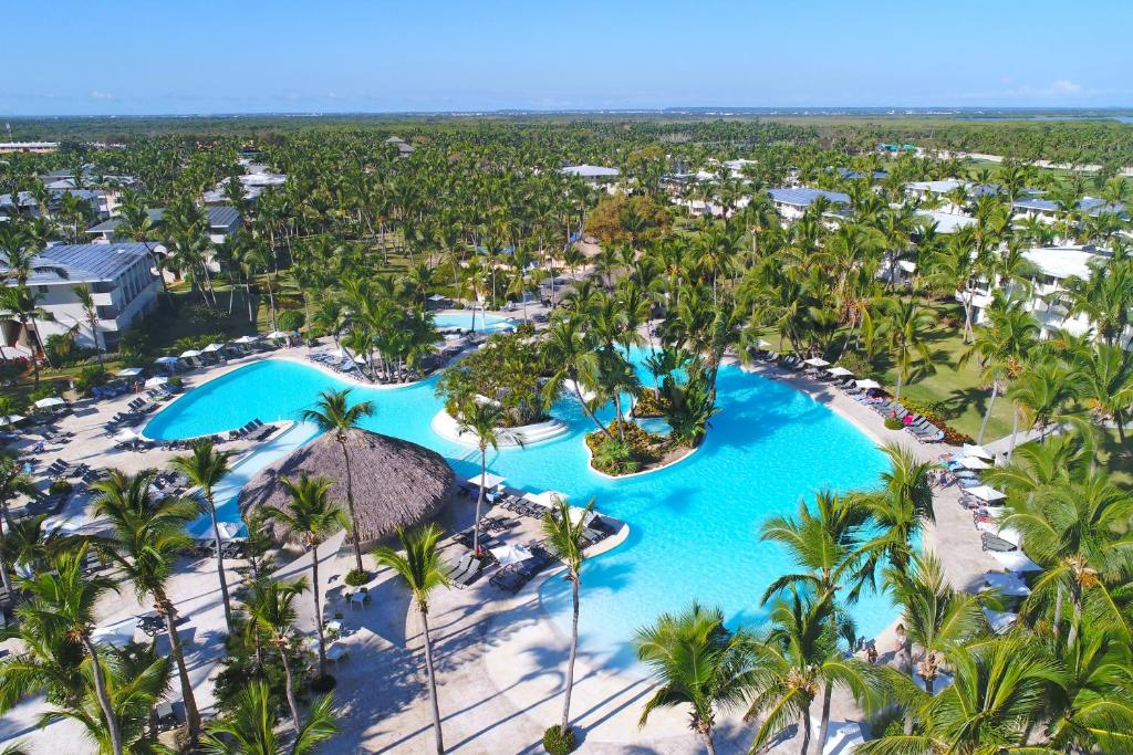 A bird's-eye view of Catalonia Punta Cana - All Inclusive