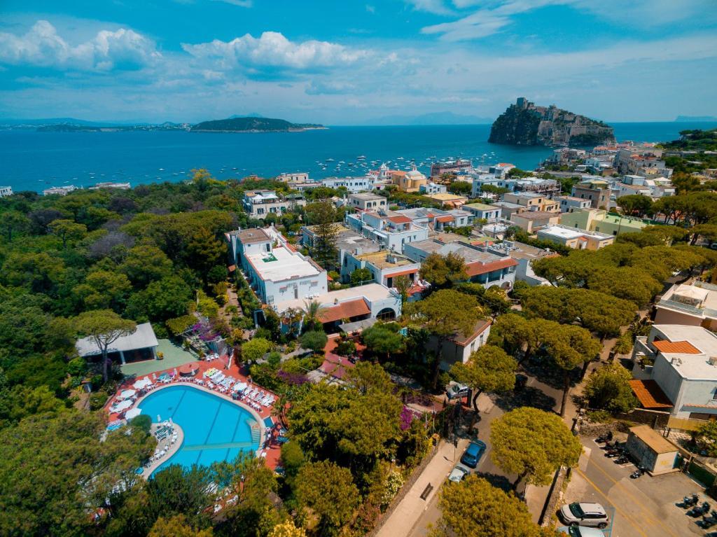 Hotel Pineta Ischia, Italy