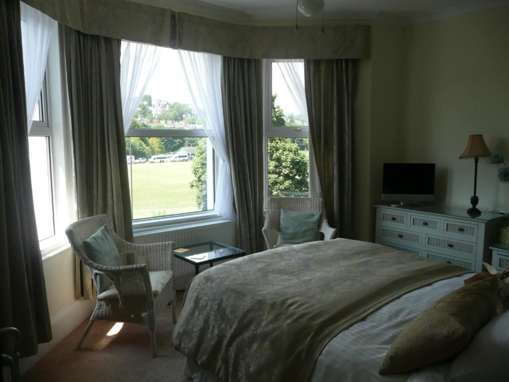 Avenue Park Guest House - Laterooms