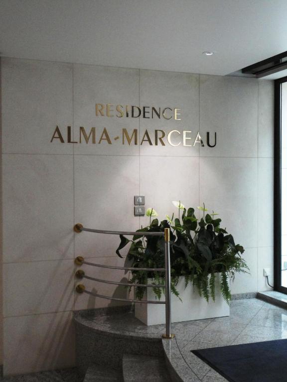 Résidence Alma Marceau - Laterooms
