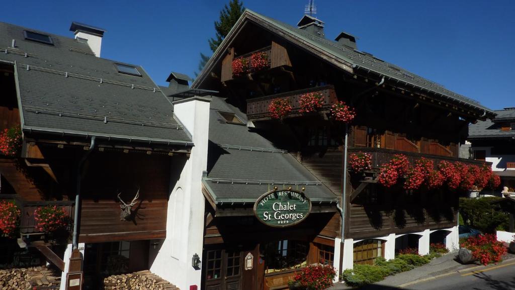 Hotel Chalet Saint-Georges Megeve, France