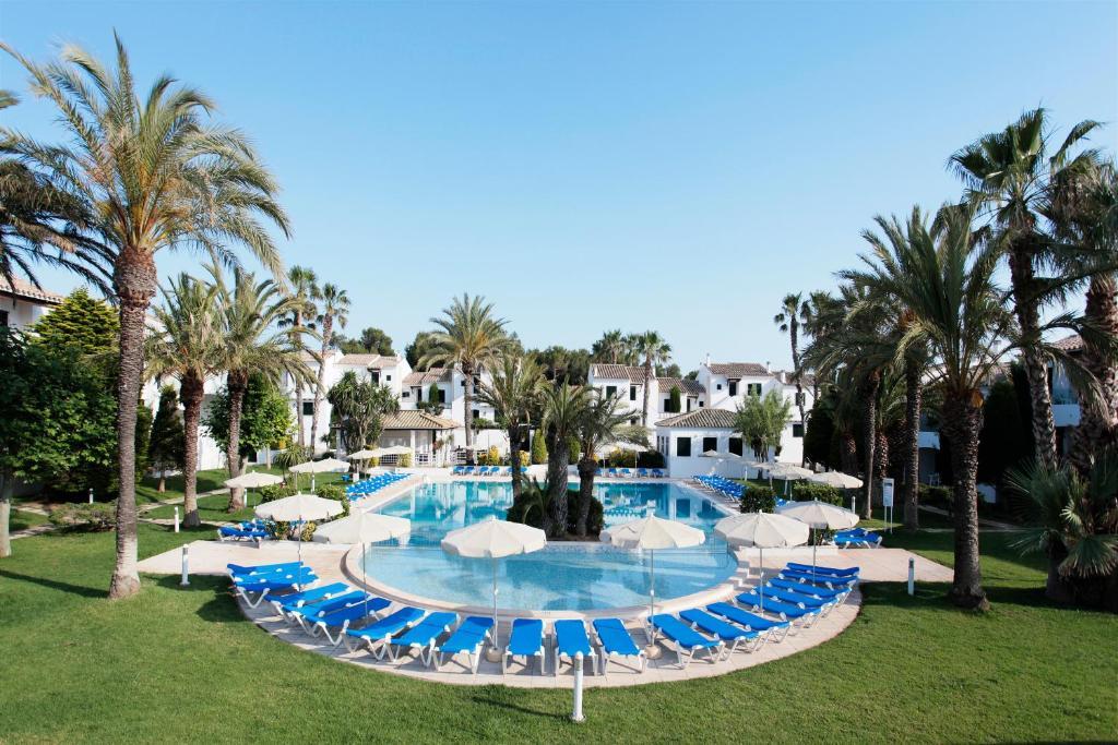 The swimming pool at or near Grupotel Club Menorca