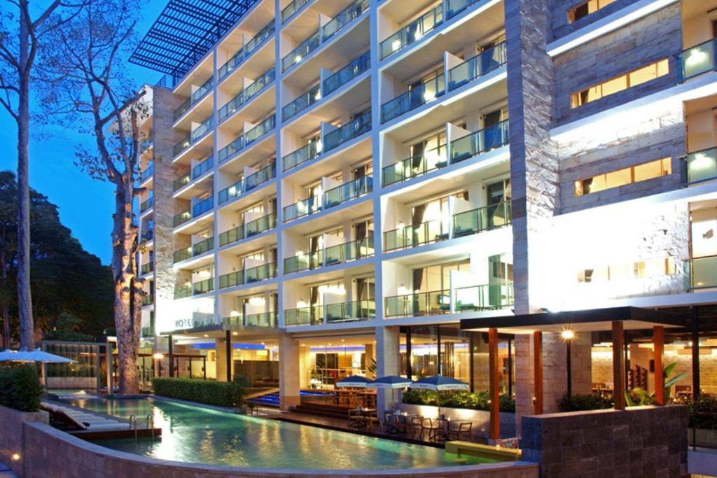 โรงแรม พัทยา 5 ดาว