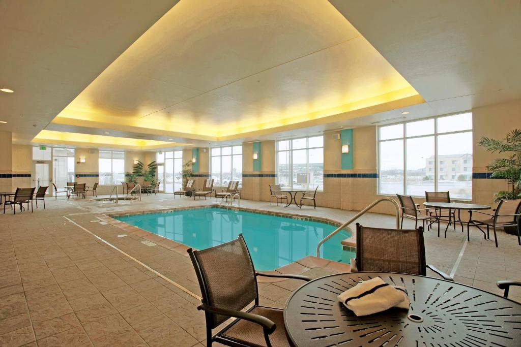 Hilton Garden Inn Omaha East Council Bluffs Council Bluffs Updated 2020 Prices