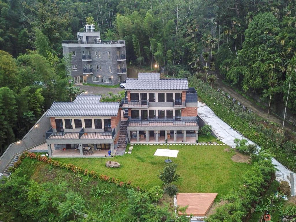 A bird's-eye view of Sitou ARCADIA Homestay