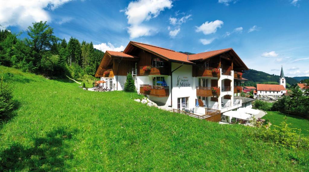 Berghotel Muhle Bad Hindelang, Germany