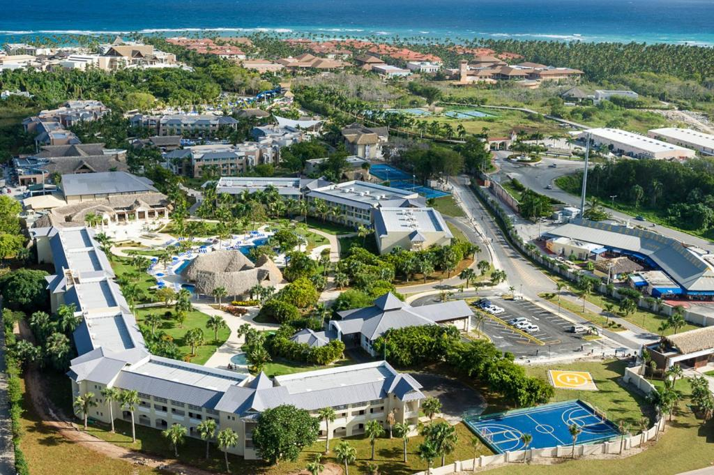 A bird's-eye view of Grand Memories Punta Cana - All Inclusive