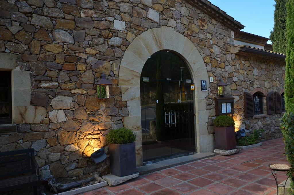 Hotel Galena Mas Comangau Begur, Spain