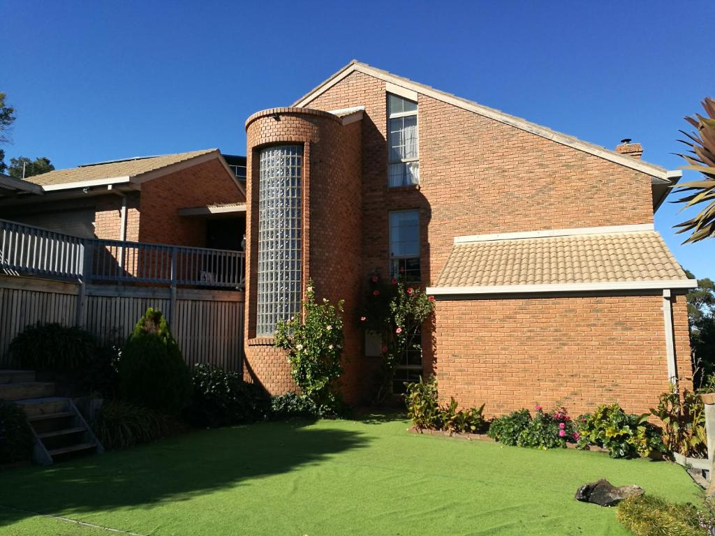Castle stay at lakes entrance