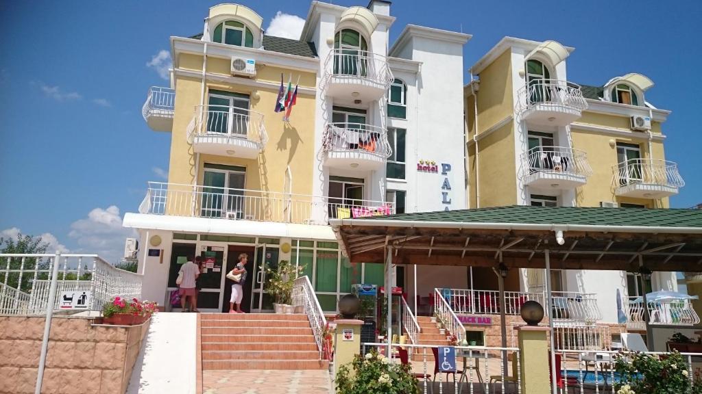 Hotel Palace Kranevo, Bulgaria